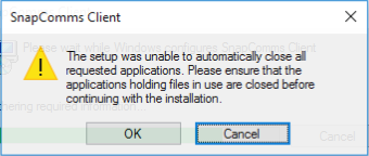 SnapComms Windows Client Download / Install / Uninstall