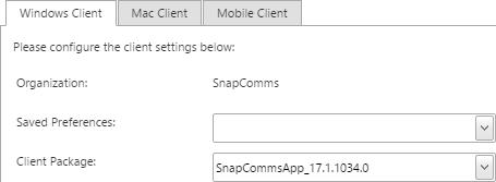 SnapComms Windows App Download / Install / Uninstall